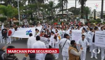 Protestan Repudio Asesinato Valeria Cruz Medel