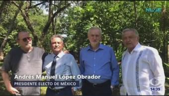 Publica AMLO nuevo video desde Palenque, Chiapas