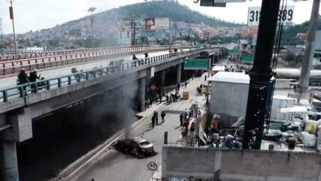 Policía CDMX reconstruye hechos en San Juanico