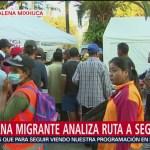 Realizan actividades recreativas para migrantes en CDMX