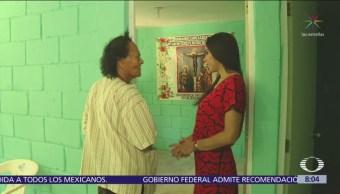 Reconstruyen casa de muxe discriminado en Juchitán tras sismo de septiembre 2017
