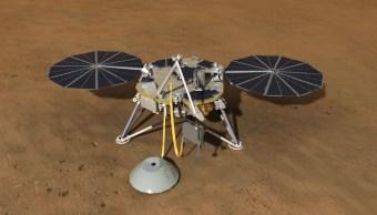 Robot de la NASA con cerebro propio aterriza en Marte