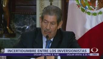 Renuncia subgobernador del Banco de México, Roberto del Cueto