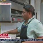 Restaurantero ofrece trabajo a migrantes en Rosarito