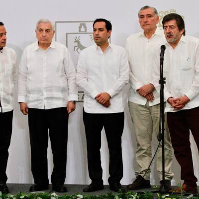 Construcción del Tren Maya iniciará el 17 de diciembre, anuncia Jiménez Pons