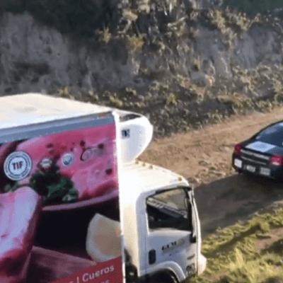 El robo a transporte de carga aumenta en México y asesinan a choferes