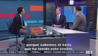Roger Goodell, comisionado de la NFL, habla de AMLO y México en Despierta