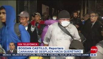 Sale Caravana Migrante Cdmx Albergue En Cdmx Querétaro