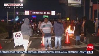 San Juan Ixhuatepec enfurece por presuntos abusos policiales