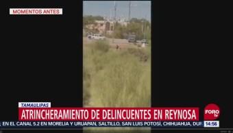 Se atrincheran delincuentes en Universidad de Tamaulipas, campus Reynosa