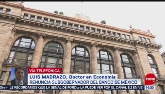 Se debe respetar autonomía del Banco de México, dice especialista