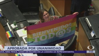 Senado aprueba primera reforma para extender seguridad social a parejas gay