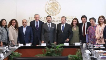 Legisladores trabajan para acelerar aprobación de reformas