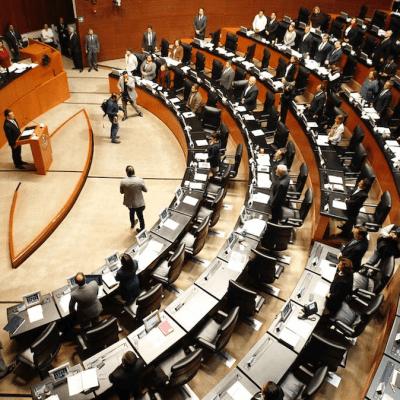 Senado aprueba propuesta de reforma a la Ley de la Administración Pública Federal