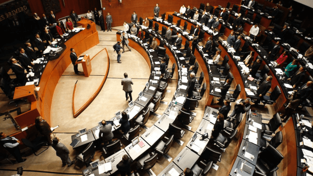 Senado entrega impugnación por suspensión de Ley de Remuneraciones ante la SCJN