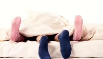 Usar calcetines durante el sexo te llevara al orgasmo