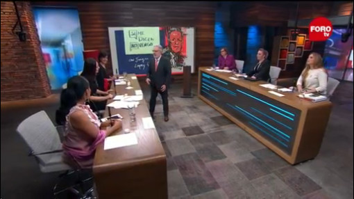 Si Me Dicen No Vengo Joaquín López-Dóriga Políticas Públicas