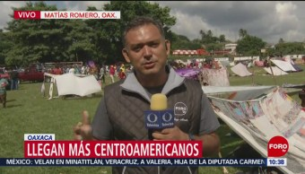 Sin Incidentes Graves Tras Altercado Caravanas Migrantes Oaxaca