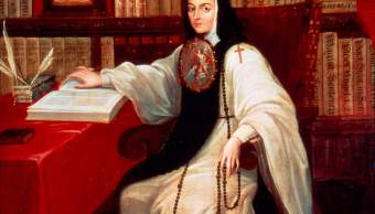 Sor Juana Inés de la Cruz, declarada mujer ilustre de México