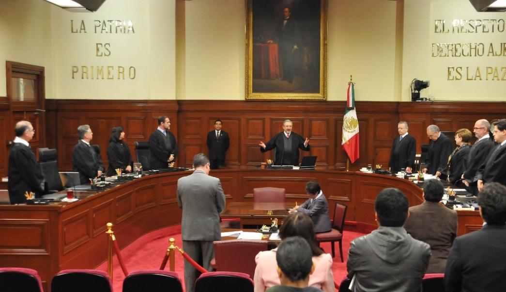 SCJN declara inconstitucional la Ley de Seguridad Interior