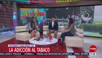 Tabaquismo, primera causa de cáncer de pulmón en la Ciudad de México