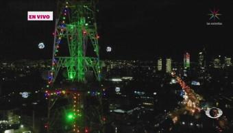 Televisa Chapultepec Enciende Su Tradicional Árbol De Navidad