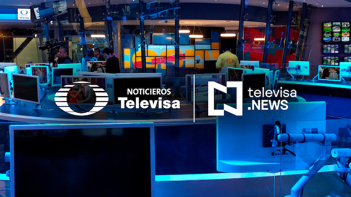 Noticieros Televisa, News.