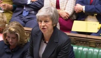 May advierte que puede no haber Brexit