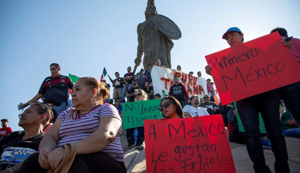 ONG´s piden protección de migrantes ante ataques de odio
