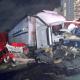 Dueños del tráiler que chocó en Santa Fe desaparecen
