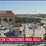 Trump endurece condiciones para migrantes que soliciten asilo