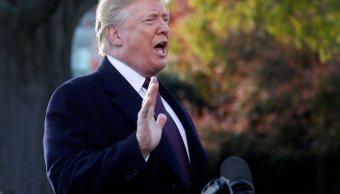Trump autoriza a militares utilizar la fuerza en la frontera