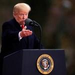Trump culpa a demócratas de caída en Bolsa de Wall Street