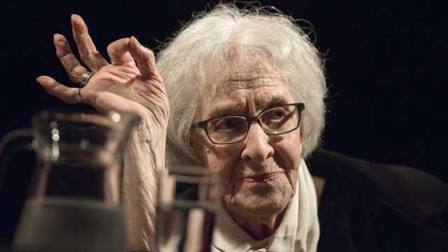 La uruguaya Ida Vitale, Premio Cervantes 2018