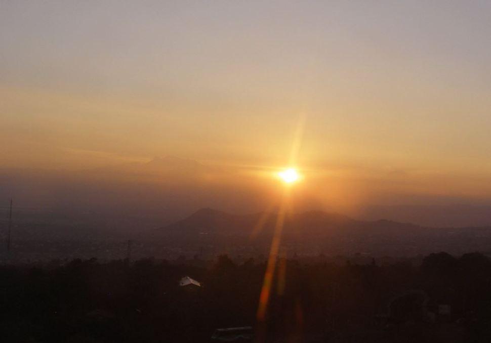Zona noreste del Valle de México presenta mala calidad