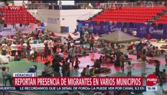 Veracruz Habilita Albergues Recibir A Migrantes