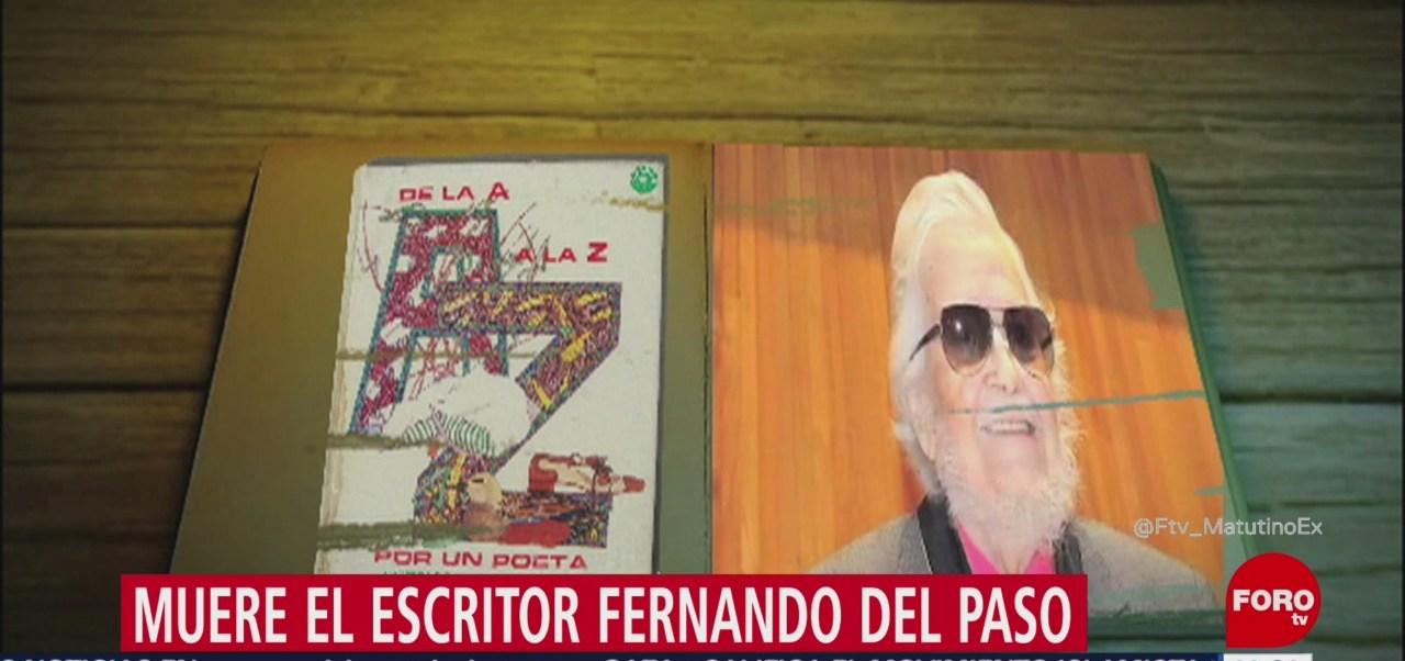 Vida y obra de Fernando del Paso