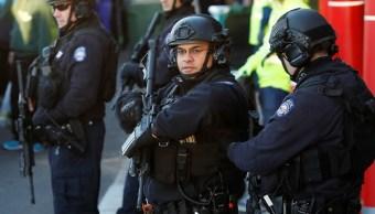 Juicio El Chapo Guzmán, blindado por policías de Nueva York