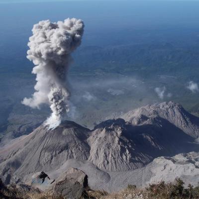 Estos son los 10 volcanes más activos de América Latina