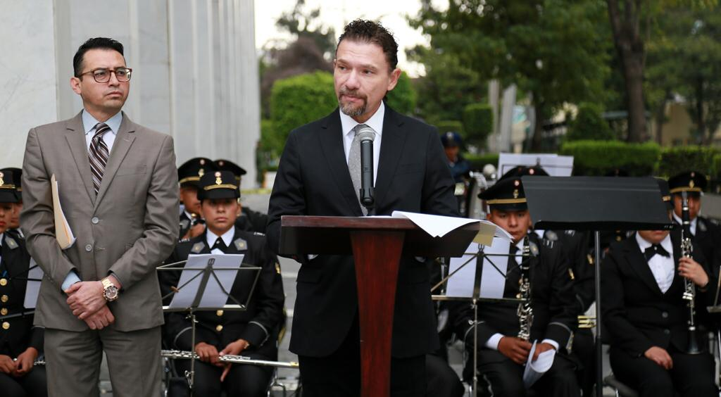 Estado de derecho pilar del poder judicial Francisco Hube