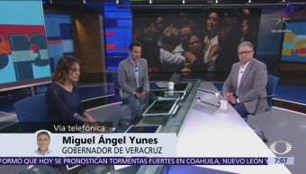 Yunes: Se presume que CJNG mató al asesino de Valeria Cruz