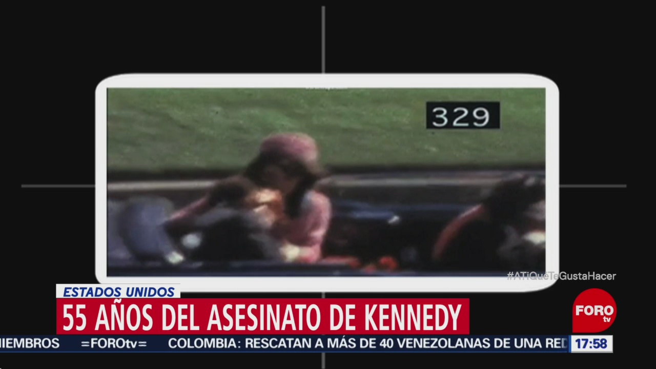 Zapruder, la mejor constancia del asesinato de Kennedy