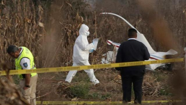 Políticos mexicanos que han muerto en accidentes aéreos
