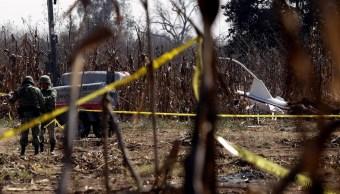 Todo listo para que peritos de Canadá inicien indagatoria por desplome de helicóptero en Puebla