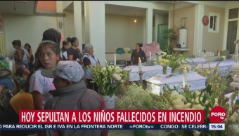 7 niños de Iztapalapa murieron propagación descontrolada de fuego de objetos combustibles