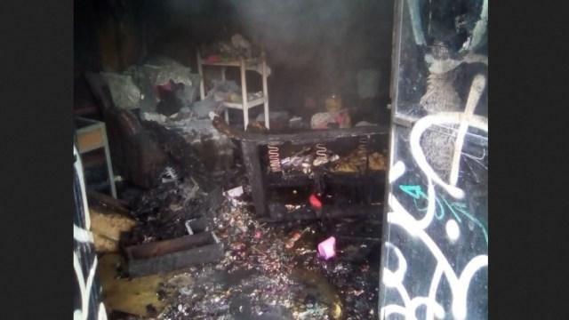 Explota pirotecnia en una vivienda de Tlaquepaque, Jalisco
