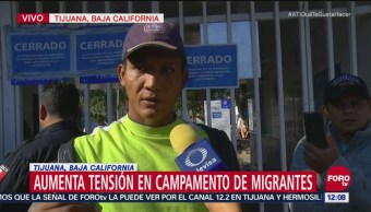 Acusan a migrante de robo en Tijuana, Baja California