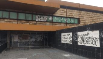 Detienen a presuntos implicados en agresión en Rectoría