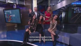 Al Aire, con Paola Rojas: Programa del 5 de diciembre del 2018