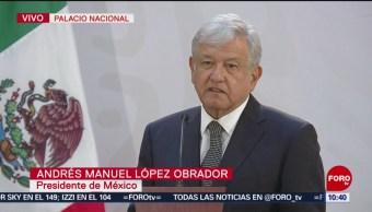 AMLO pide confianza para resolver el caso Ayotzinapa